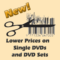 Lower Prices on DVDs